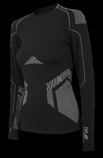 Bielizna bezszwowa damska 4F BIDB030G bluzka