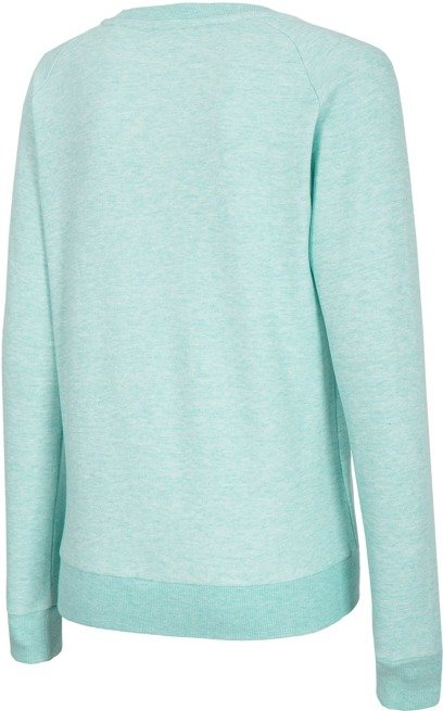 Bluza damska 4F BLD001 miętowa ocieplana