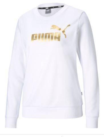 Bluza damska Puma 586894 02 biała