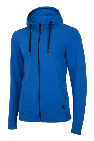 Bluza męska rozpinana OUTHORN BLM601 niebieska