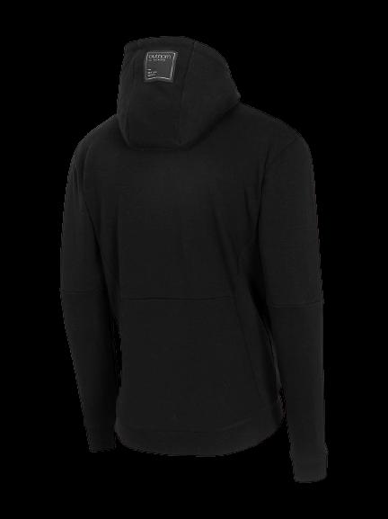Bluza męska z kapturem OUTHORN BLM610 czarna