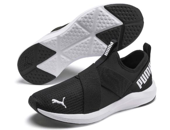 Buty sportowe damskie PUMA 193078 01 czarne