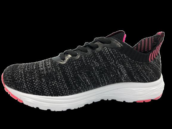 Buty sportowe damskie adidasy B0153-1 czarne