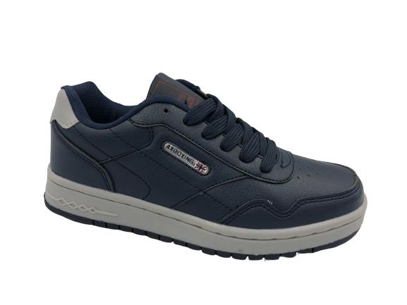 Buty sportowe młodzieżowe adidasy B9203-2 granat