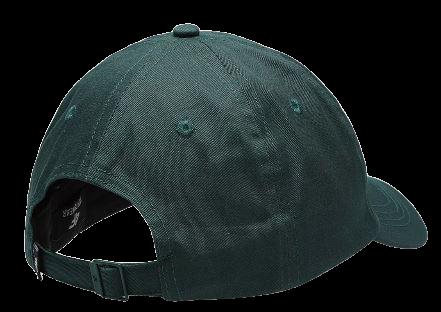 Czapka męska z daszkiem 4F CAM006 zieleń