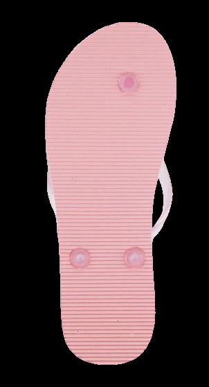 Klapki damskie japonki 4F KLD003 różowe