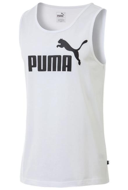 Koszulka bezrękawnik męski PUMA 851742 02 biały