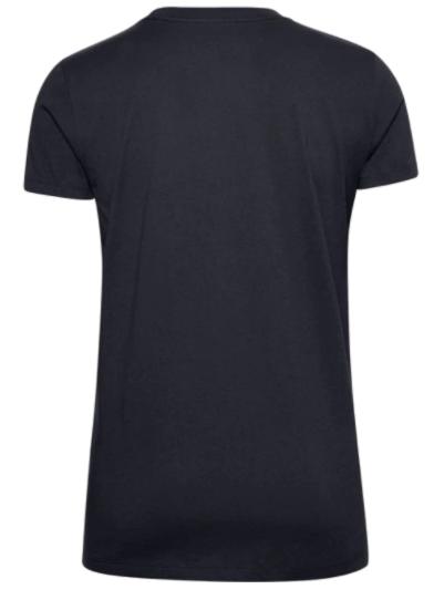 Koszulka damska UNDER ARMOUR 1356305 czarna