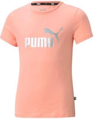 Koszulka dziecięca PUMA 587041 26 bawełniana