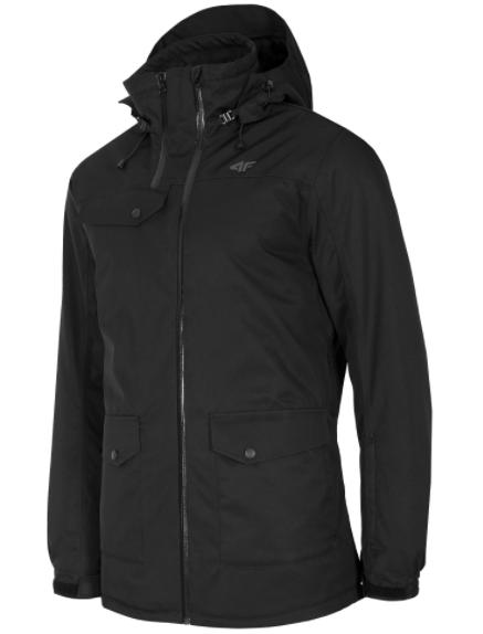 Kurtka męska narciarska 4F KUMN007 czarna M