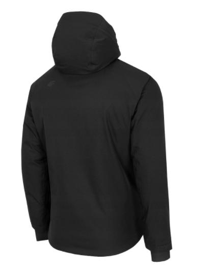 Kurtka narciarska męska 4F KUMN005 czarna