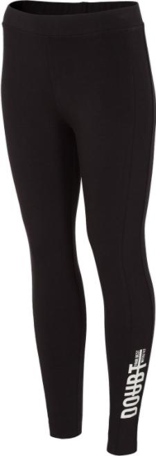 Legginsy damskie 4F LEG002 sportowe czarne XS