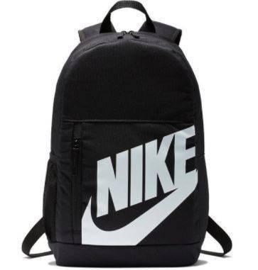 Plecak Nike szkolny czarny sportowy BA6030 013