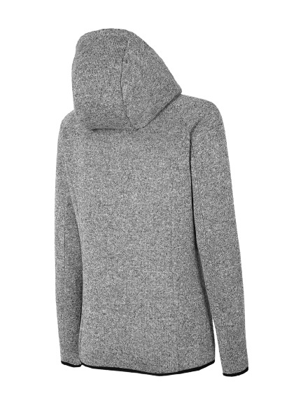 Polar damski OUTHORN PLD601 bluza na zamek