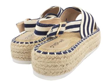 Sandały damskie obuwie paski  YT-12