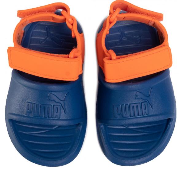 Sandały dziecięce PUMA Divecat v2 Injex granat