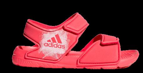 Sandały dziecięce piankowe Adidas BA7849 różowe