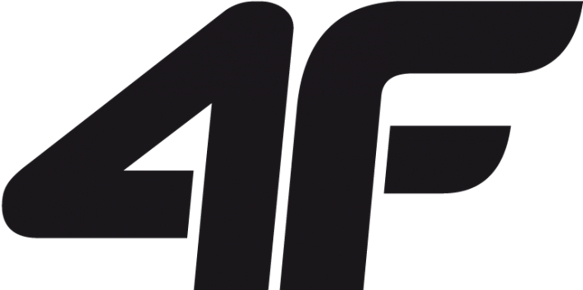 Skarpety męskie 4F czarno czerwone 39-42