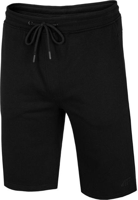 Spodenki męskie dresowe 4F SKMD001 czarne