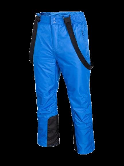 Spodnie narciarskie OUTHORN niebieskie SPMN600