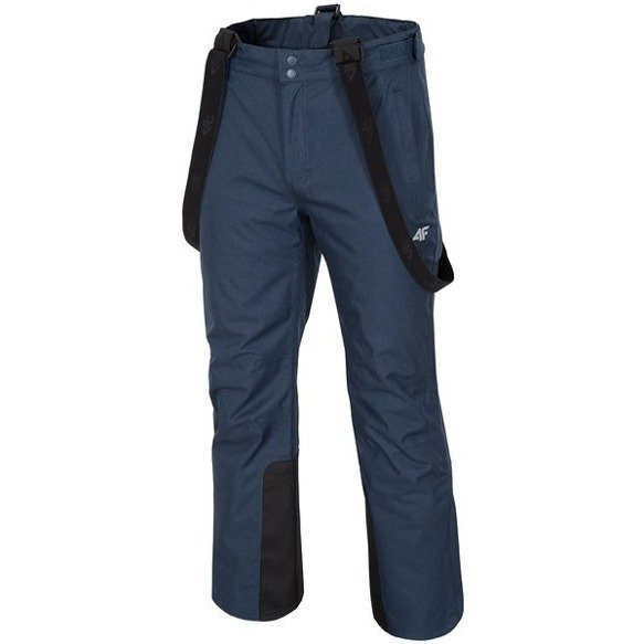 Spodnie narciarskie męskie 4F granatowe S