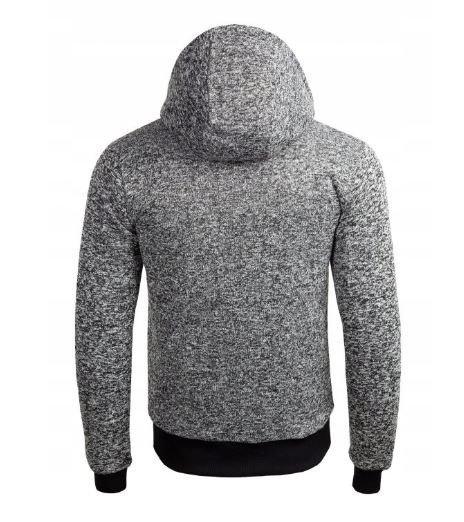 Sweter męski SWM603 rozpinany OUTHORN