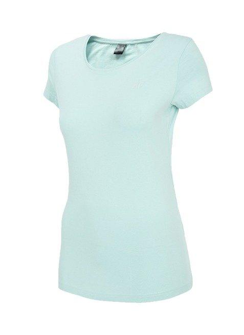 T-shirt damski 4F koszulka TSD001 MIĘTA