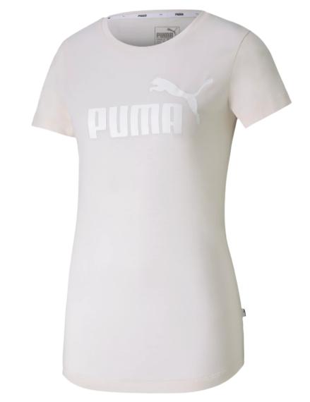 T-shirt damski ESS Logo PUMA 852127 JASNY RÓŻ