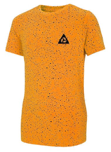T-shirt dziecięcy 4F JTSM006C bawełniany