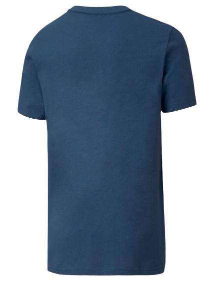 T-shirt koszula chłopięca PUMA 58126843 granat