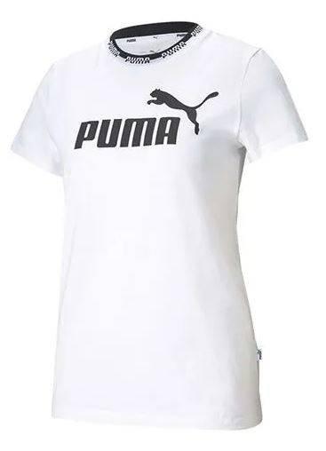 T-shirt koszulka damska PUMA 585902 02 biała