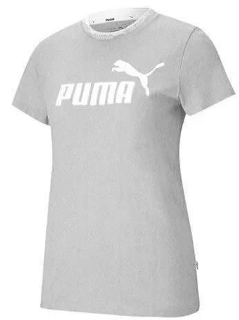T-shirt koszulka damska PUMA 585902 04 szary