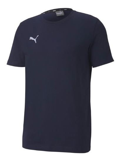T-shirt koszulka męska PUMA 656578 06 granatowa