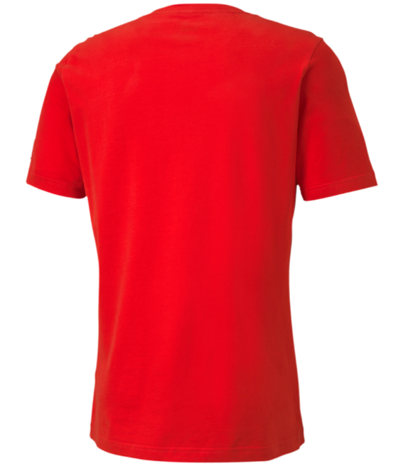 T-shirt męski PUMA ATHLETICS 581333 11 czerwony
