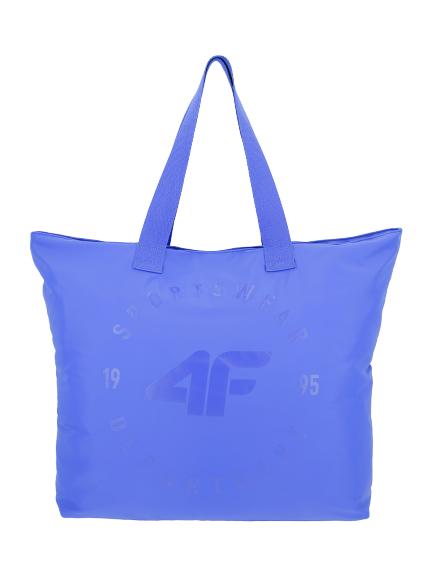 Torba plażowa 4F sportowa damska TPL001 niebieska