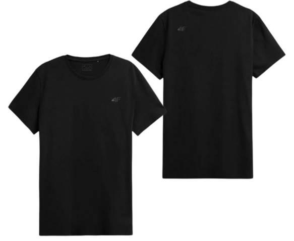 Zestaw koszulek męskich 4F bawełnianych 4PAK